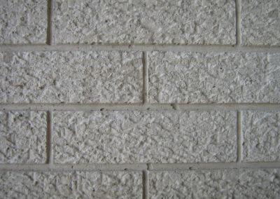 Precast rustic brick